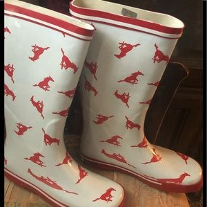 Other - Southern Methodist university boots